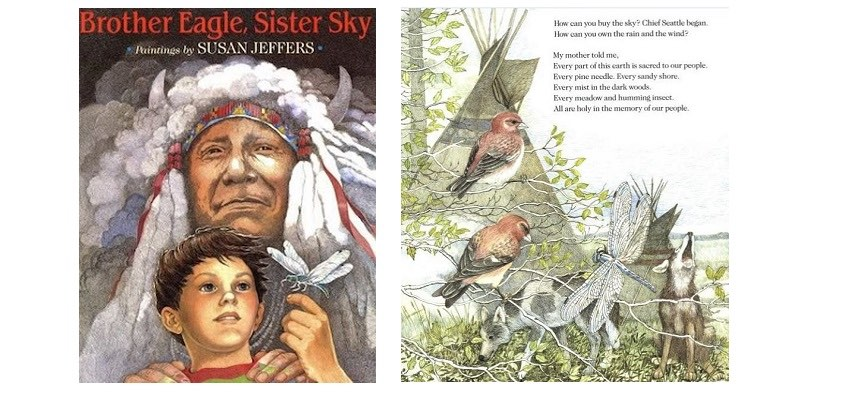 Brother Eagle, Sister Sky