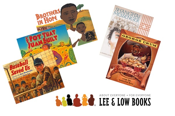 Lee & Low Book
