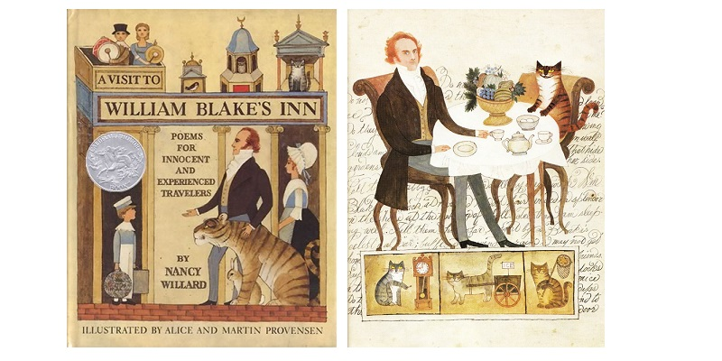 Visit to William Blake's Inn